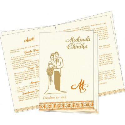 Program Booklet - PC-8242Q