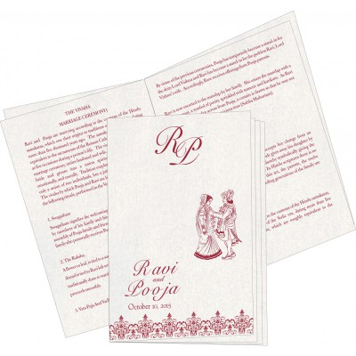Program Booklet - PC-8244E