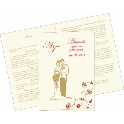 Program Booklet - PC-8248A