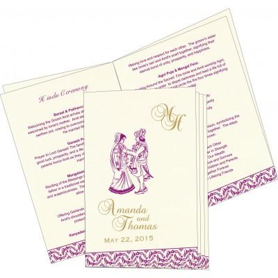 Program Booklet - PC-8249I