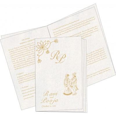 Program Booklet - PC-8251E