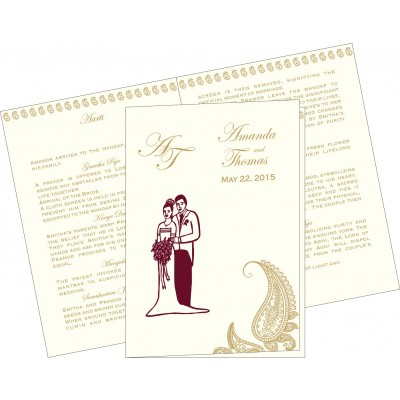 Program Booklet - PC-8252A