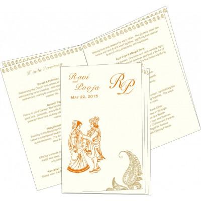 Program Booklet - PC-8252D