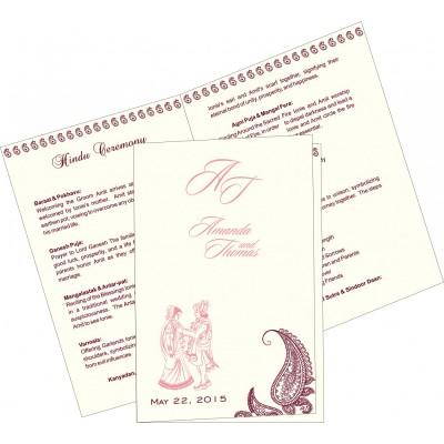 Program Booklet - PC-8252G