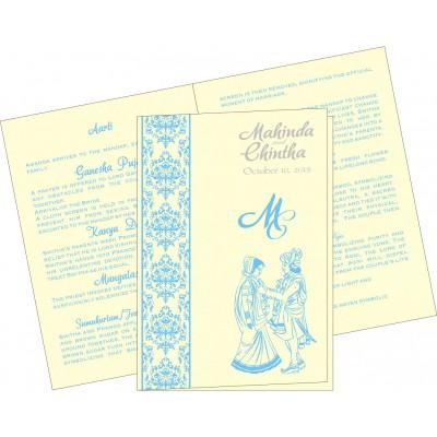 Program Booklet - PC-8253E