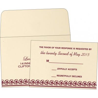 RSVP Cards - RSVP-1101