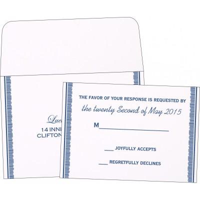 RSVP Cards - RSVP-1277