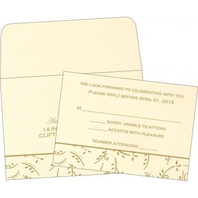 RSVP Cards - RSVP-1303