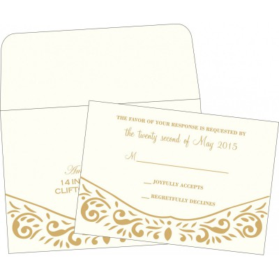 RSVP Cards - RSVP-1367