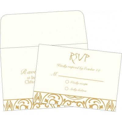 RSVP Cards - RSVP-1394