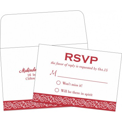 RSVP Cards - RSVP-1396