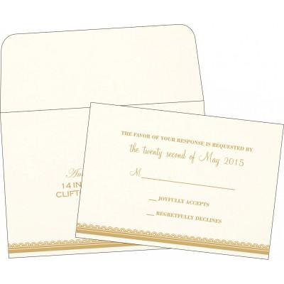 RSVP Cards - RSVP-1402