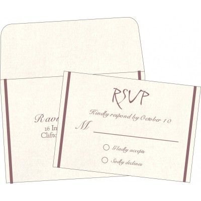 RSVP Cards - RSVP-1413