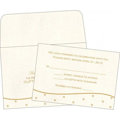 RSVP Cards - RSVP-1435
