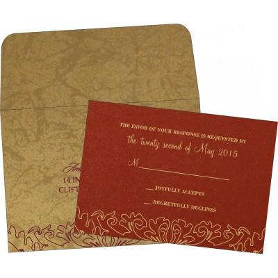 RSVP Cards - RSVP-1463