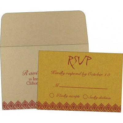RSVP Cards - RSVP-1506