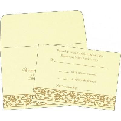 RSVP Cards - RSVP-2178