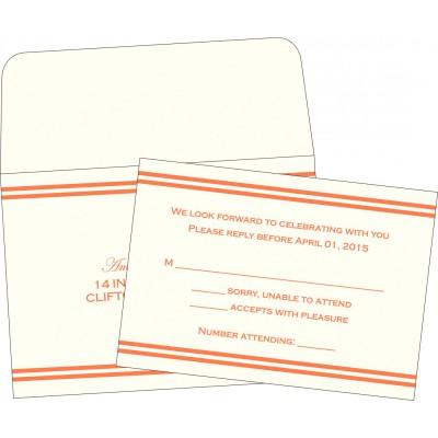 RSVP Cards - RSVP-2188