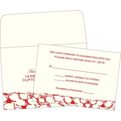 RSVP Cards - RSVP-2201