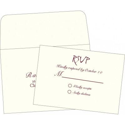 RSVP Cards - RSVP-2225