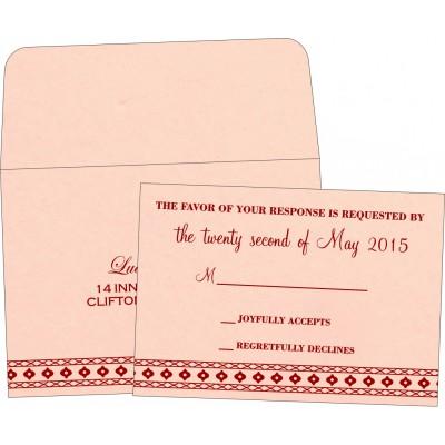 RSVP Cards - RSVP-5001F