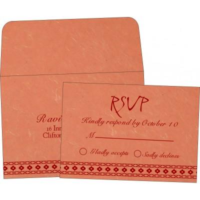 RSVP Cards - RSVP-5001M