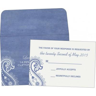 RSVP Cards - RSVP-5015A