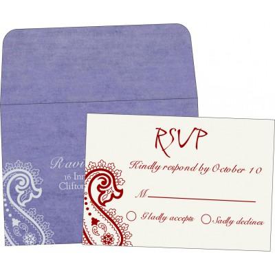 RSVP Cards - RSVP-5015E
