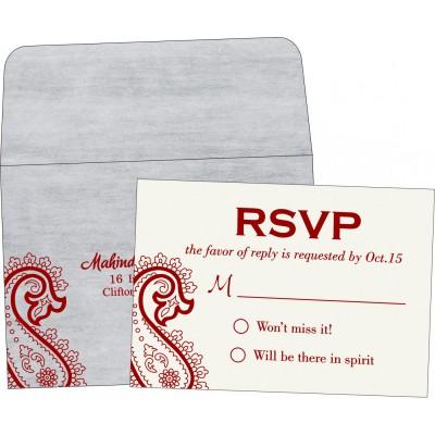 RSVP Cards - RSVP-5015G
