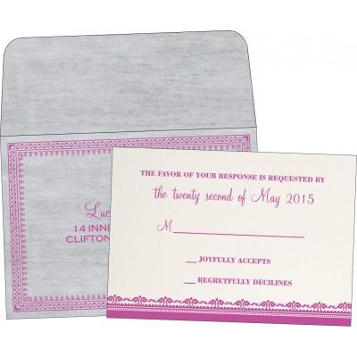 RSVP Cards - RSVP-8205A