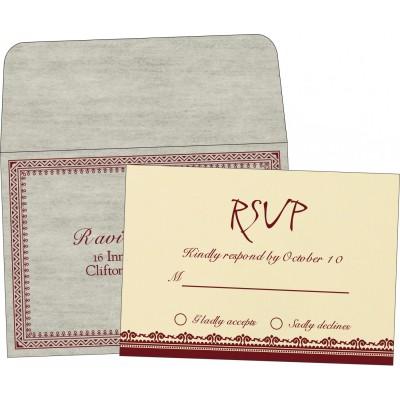 RSVP Cards - RSVP-8205E