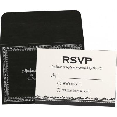 RSVP Cards - RSVP-8205L