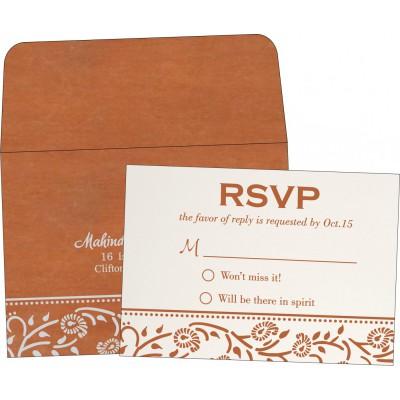 RSVP Cards - RSVP-8206G