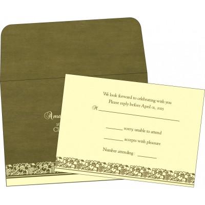 RSVP Cards - RSVP-8207H