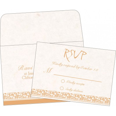 RSVP Cards - RSVP-8207I