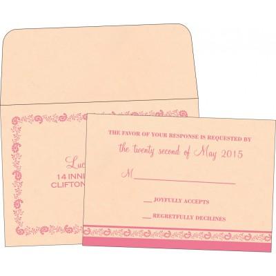 RSVP Cards - RSVP-8208F