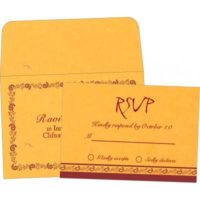 RSVP Cards - RSVP-8208N