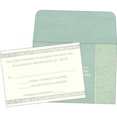 RSVP Cards - RSVP-8209F