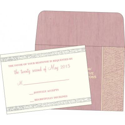 RSVP Cards - RSVP-8209H