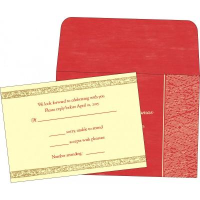RSVP Cards - RSVP-8209I