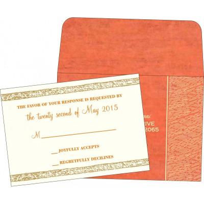 RSVP Cards - RSVP-8209M