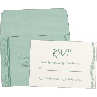 RSVP Cards - RSVP-8210E