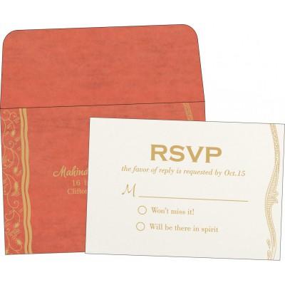 RSVP Cards - RSVP-8210F