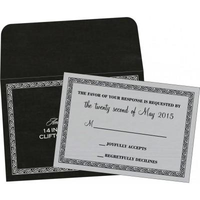RSVP Cards - RSVP-8211B