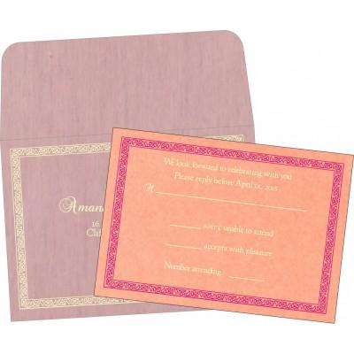 RSVP Cards - RSVP-8211D