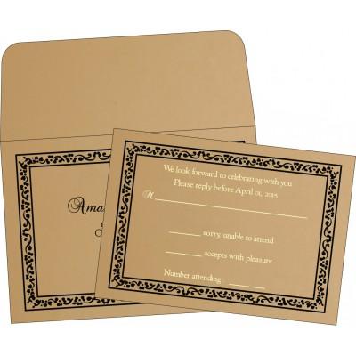 RSVP Cards - RSVP-8214D