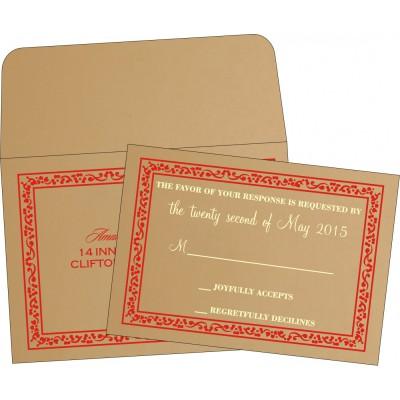 RSVP Cards - RSVP-8214H