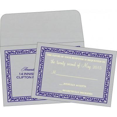 RSVP Cards - RSVP-8214Q