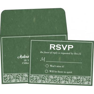 RSVP Cards - RSVP-8215E