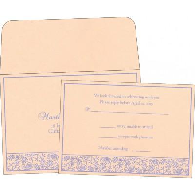 RSVP Cards - RSVP-8215M